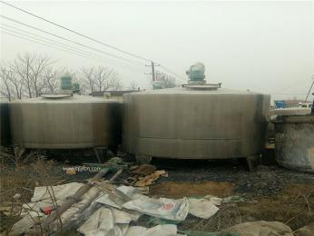 供應二手不銹鋼儲罐攪拌罐發酵罐