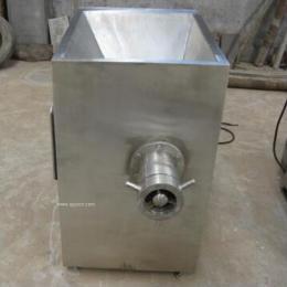 山东汇康牌小型商用绞肉机 绞肉机定制 绞肉设备