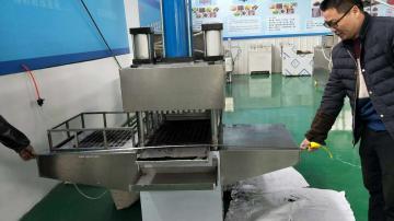 全自动木炭粉压块成型设备