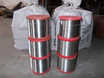 302不锈钢中硬线调直 压扁 精密304不锈钢电解线