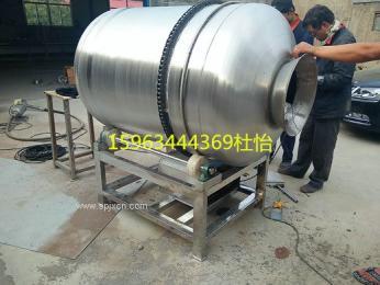 油炸鸡柳拌料机不锈钢制作