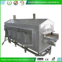 【厂家直销】茄子烧烤设备,蔬菜烧烤生产线设备厂家 果蔬烧烤机械