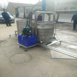 专业不锈钢压榨机 全自动液压压榨机