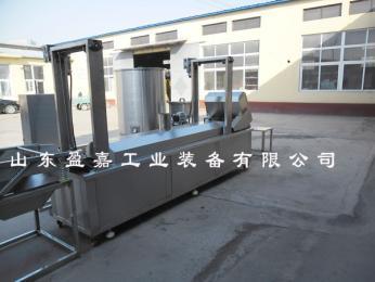 广东油豆腐油炸机 产品图片