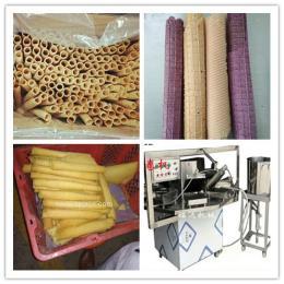 广西桂林灵川休闲食品机械全自动蛋卷机