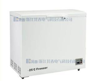 卧式防爆低温冰箱厂家零下25度防爆冰柜BL-DW196YW