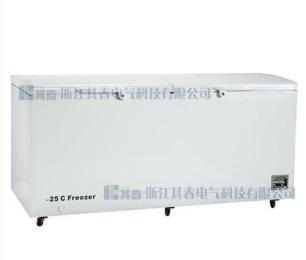 卧式防爆冰柜BL-DW508YW低温-25℃防爆冰箱厂家直销