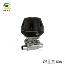 316L不銹鋼衛生級氣動隔膜閥