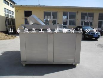 蒜香青豆油水混合油炸机 产品图片