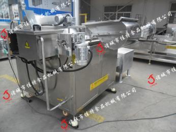 节能型燃煤油炸机 油水混合油炸机