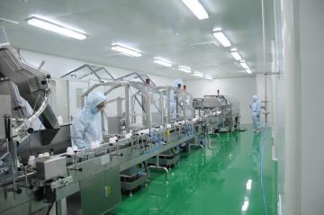 10万级保健食品净化车间设计施工