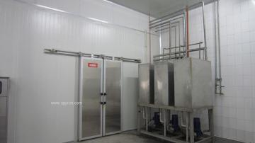 海特瑞思专业设计 冻肉高湿低温解冻库 解冻机