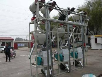 小型面粉機小型面粉加工設備