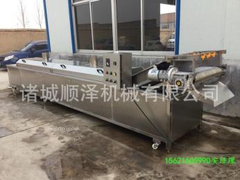 廠家專供全自動可控溫蒸汽漂燙機 大型不銹鋼漂燙機