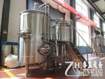 鲜啤酒自酿设备