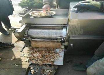全自动鱼肉分离机 采鱼肉设备供应