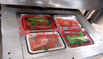 重慶四盒氣調保鮮包裝機