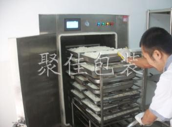 真空冷却机在冷链快餐中的运用与原理介绍