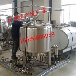 中小型牛奶生产设备