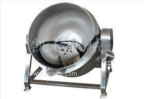 电磁加热炒锅