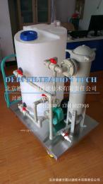 小型移動防腐過濾小車,耐強酸強堿防腐蝕過濾小車,移動過濾系統北京