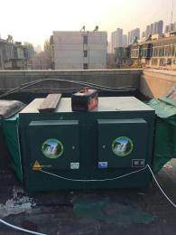河北保定饭店商用油烟净化器华夏紫光厂家
