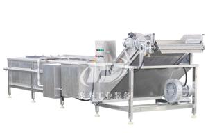 湖北廠家直銷泰杰TJ-6000蔬菜花生清洗機多功能蔬果清洗設備