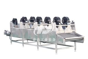 廣東廠家直銷泰杰TJ-6000翻轉式風干機強流風干機