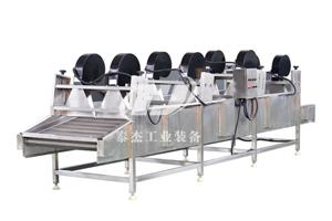 海南直銷泰杰TJ-6000包裝袋風干機蔬菜翻轉風干機冷卻風干機