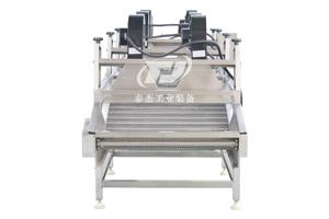 云南直销泰杰TJ-6000软包装风吹设备小龙虾风干机水产品