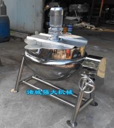 蒸汽夹层锅 化糖浆不锈钢锅 电加热不糊底锅