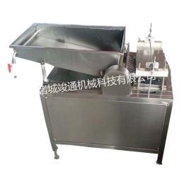 不锈钢鸡蛋剥壳机 竣通剥壳机供应商家 速度快 破损少 可加工