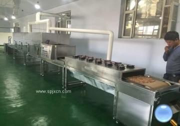 农产品大豆花生微波干燥设备