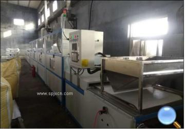 工业催化剂微波烘干设备