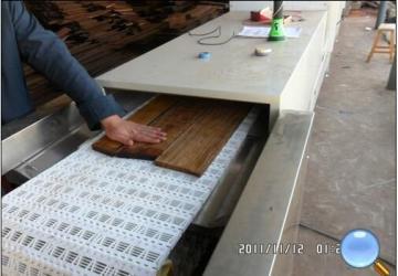 竹筷竹席微波干燥设备