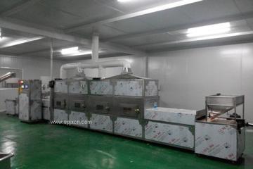 微波袋装食品杀菌设备的杀菌机理