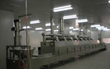 调料粉 花椒粉 粉剂微波干燥设备