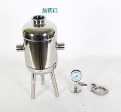 保定鍋爐阻垢加藥罐