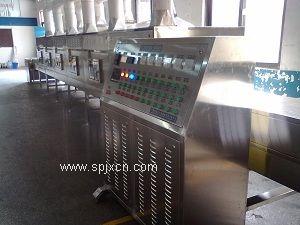 化工原料微波干燥设备整条生产线