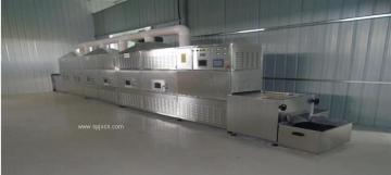 虾皮鱼皮/海产品微波烘干膨化设备 微波烘干设备