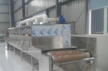 微波香菇灭菌杀虫设备|干货微波杀菌杀虫设备