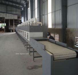 陜南豆腐干微波殺菌設備
