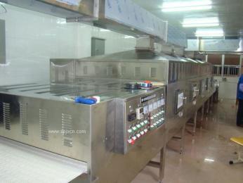 生产大虾微波烘烤设备