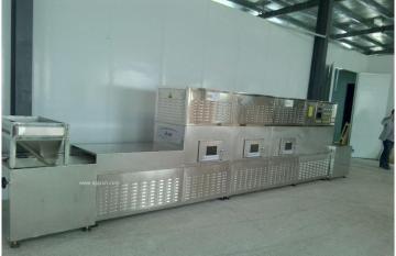 新型磷酸铁锂烘干设备微波烘干设备