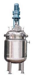 烟草香精香料反应釜 日化香精实验室导热油反应釜 植物香精反应釜