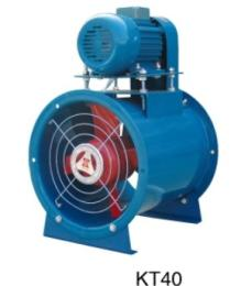 GD型軸流風機
