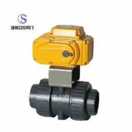 电动PVC球阀Q911S