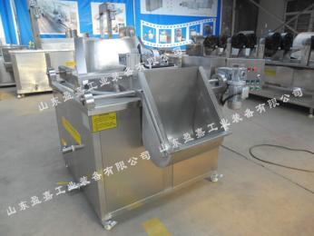 深圳豆腐干油炸机,无烟型环保油炸机