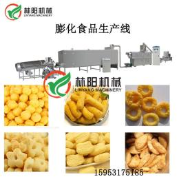 膨化食品生產線