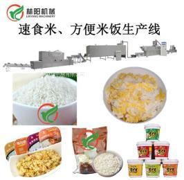 速食米、方便米饭生产线